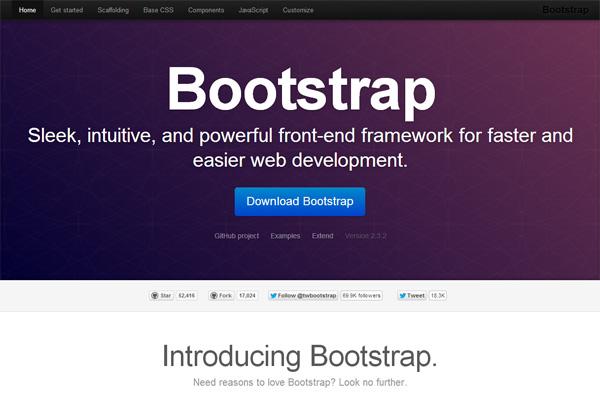 web responsive với bootstrap