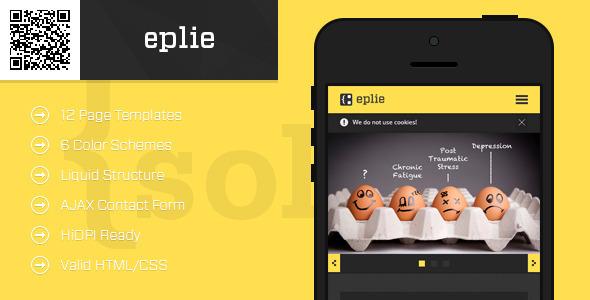 60+ Best Mobile Web HTML Templates 2015