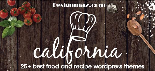 40 best food and recipe wordpress themes 2016 designmaz best food and recipe wordpress themes forumfinder Images