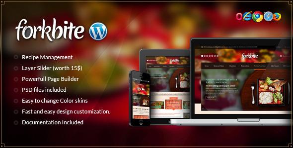 Best responsive restaurant wordpress themes designmaz