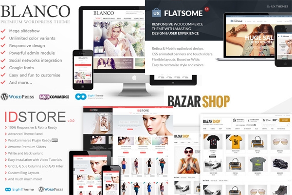 65 best responsive ecommerce wordpress themes designmaz responsive ecommerce wordpress themes pronofoot35fo Images