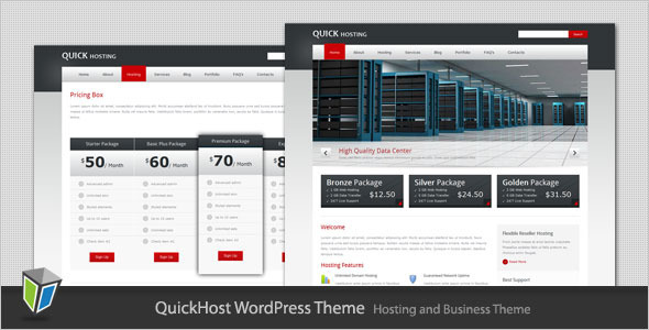 15 Best Domain Hosting And Server Wordpress Themes With Whmcs Integration 2021 Designmaz