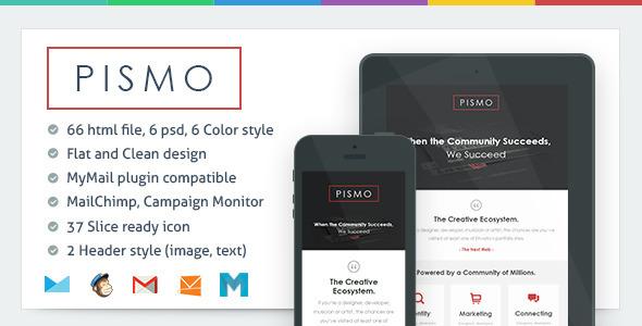20+ Best Responsive Email Newsletter Templates 2014 - DesignMaz