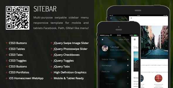 30+ Best jQuery Mobile Web Templates 2016 - DesignMaz