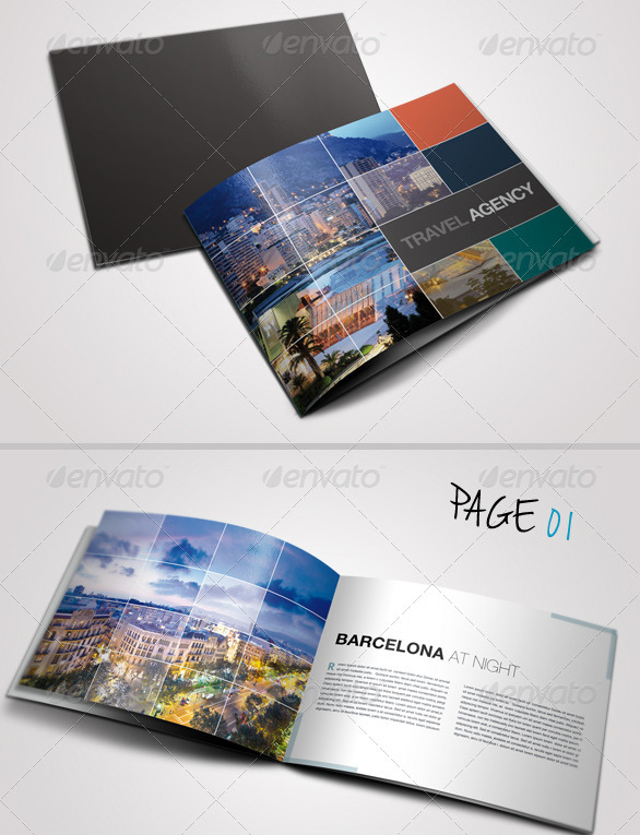 40+ Best Travel and Tourist Brochure Design Templates 2019