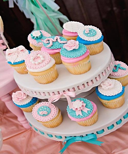 40 Cute Birthday Cupcake Decorating Ideas For Kids - DesignMaz