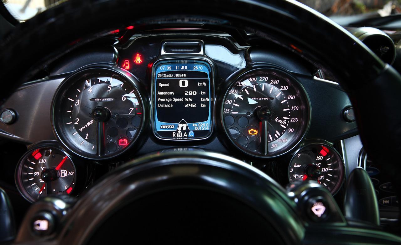 15 Best Car Dashboard Designs - DesignMaz