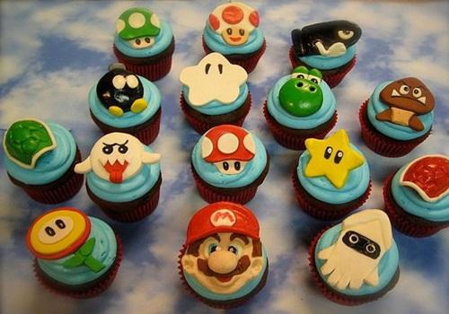Awesome 40 Cute Birthday Cupcake Decorating Ideas For Kids Designmaz Funny Birthday Cards Online Ioscodamsfinfo