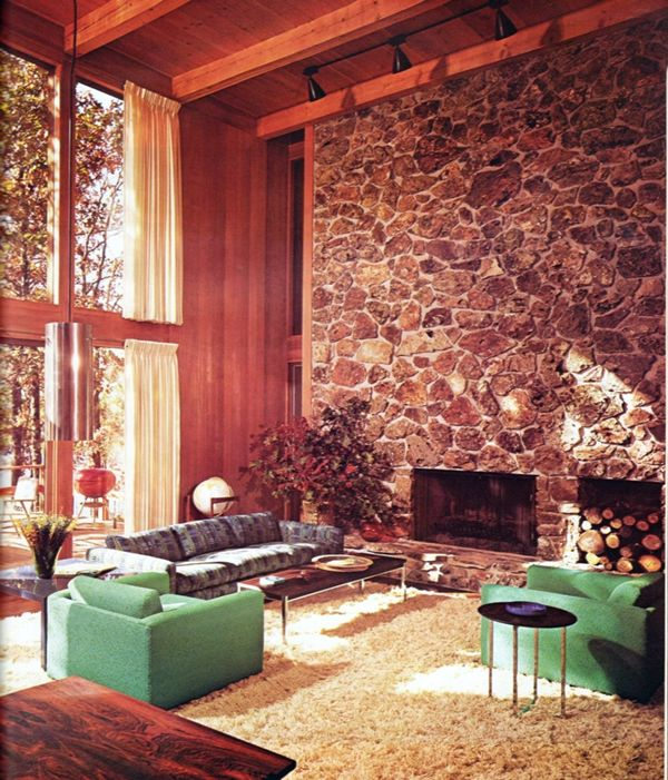 British Trends In Interior Design From 1950s To 2014