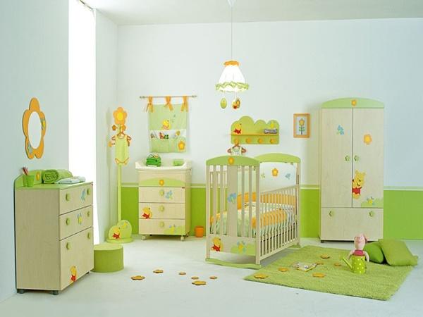 15 Creative Bedroom Designs For Baby or Toddler - DesignMaz