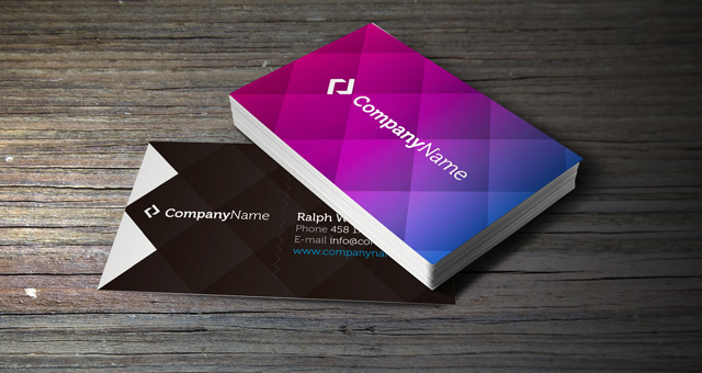 Free Creative Business Card Templates DesignMaz - Templates for business cards