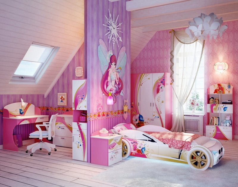 Ordinaire Ideal Bedroom Designs For Teenager Girls