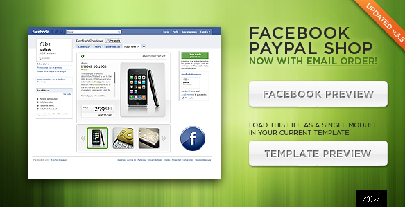 20 best facebook fanpage flash templates designmaz. Black Bedroom Furniture Sets. Home Design Ideas