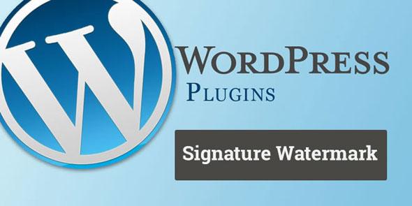 15+ Best Watermark Plugins for WordPress - DesignMaz