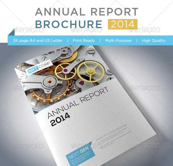 30+ Best Premium Printed Brochure Templates - DesignMaz