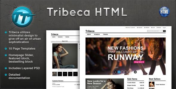 10  best minimal ecommerce website templates
