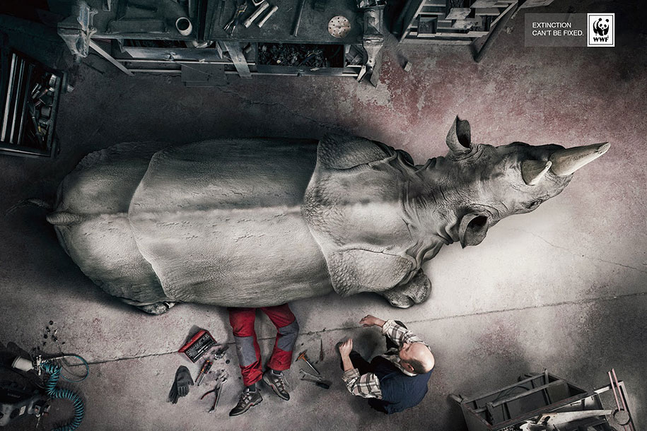 50 Shocking Ads About The Issues Of Our Society Designmaz
