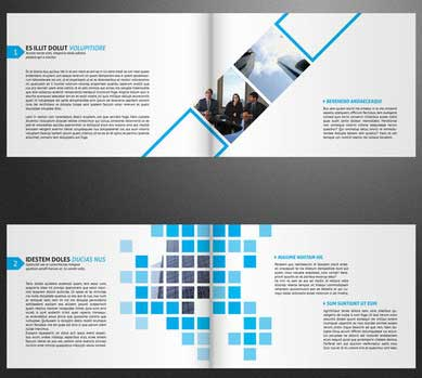 Creative PSD Brochure Templates For Free DesignMaz - Download brochure template