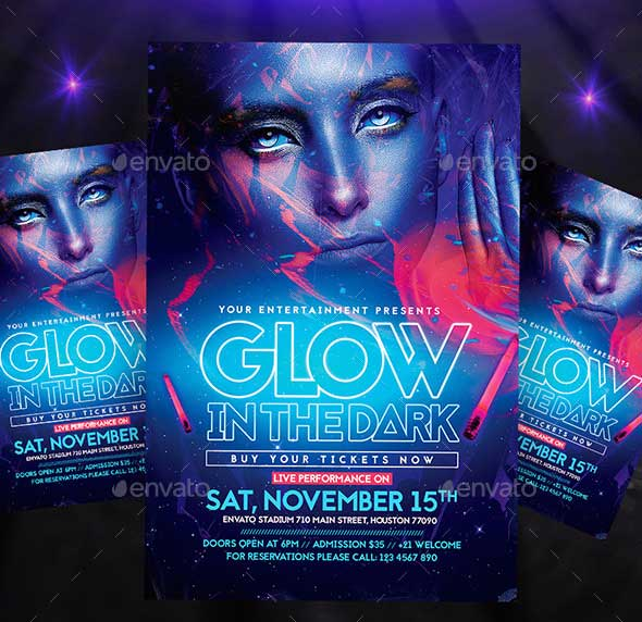 35+ Best PSD Event Flyer Templates - DesignMaz