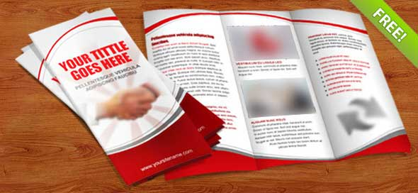 Creative PSD Brochure Templates For Free DesignMaz - Free creative brochure templates