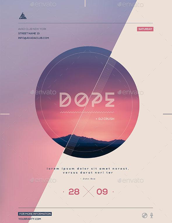 20+ Best PSD Event Flyer Templates 2015 - DesignMaz