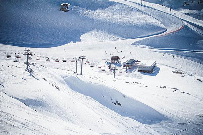 30 best snow winter photographs for designers for Ski designhotel