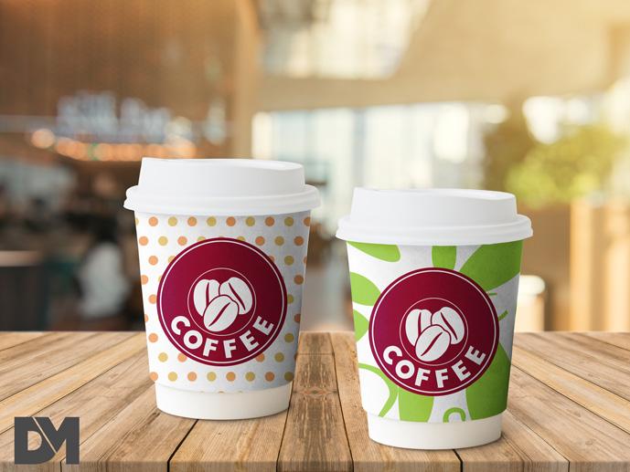 35+ Best Free PSD Coffee Cup Mockups 2019 - DesignMaz