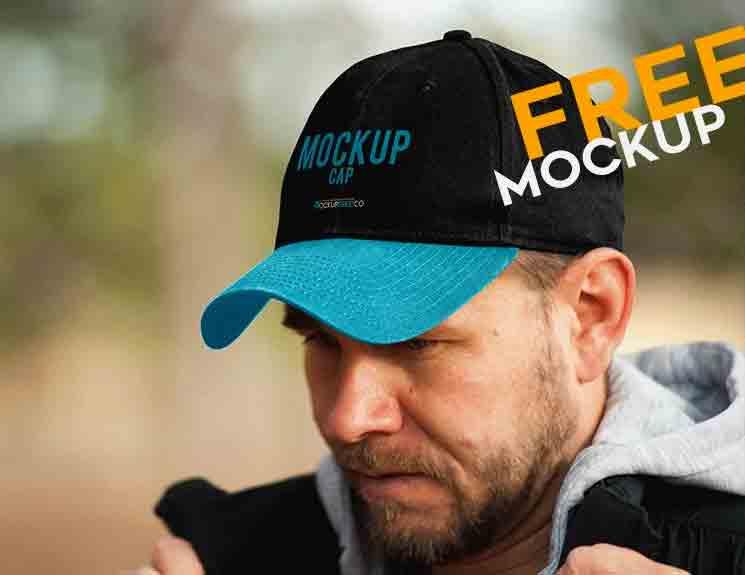 20+ Best Free Cap PSD Mockups 2019 - DesignMaz