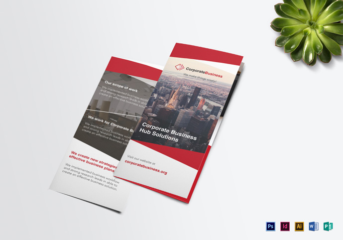 Creative PSD Brochure Templates For Free DesignMaz - Property brochure template