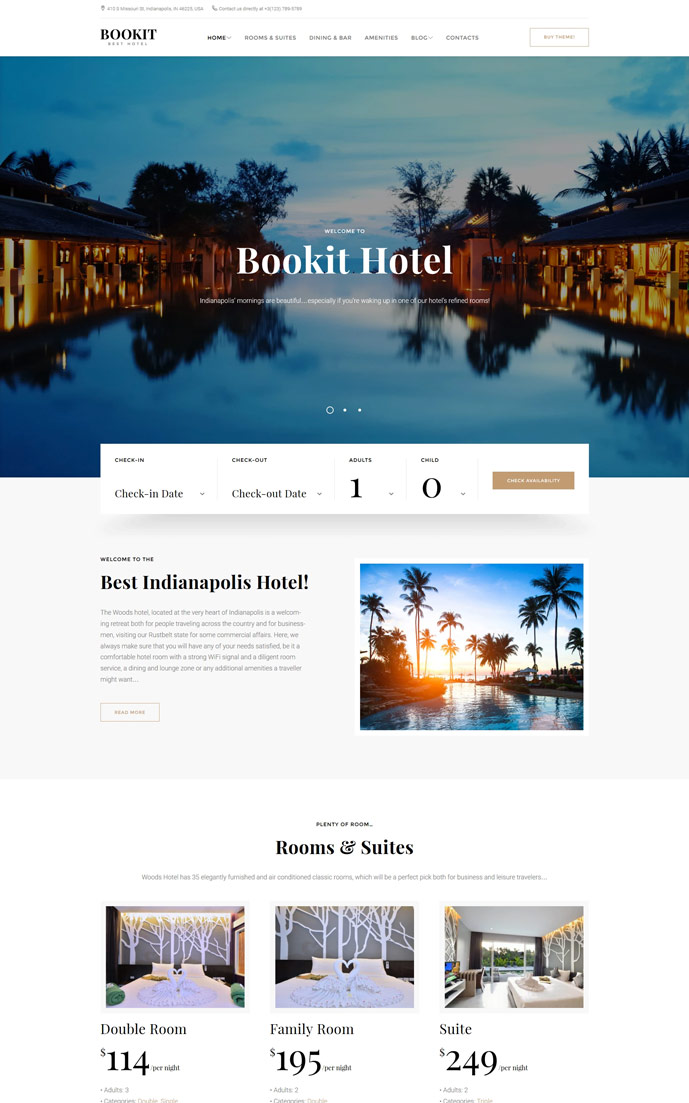 15 Best Travel Blog Wordpress Themes for Travel Bloggers